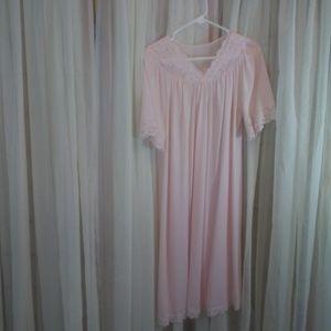 Shadowline Pink Nightgown